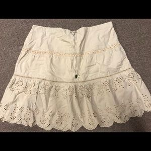 American Eagle Summer Skirt Boho -8